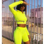 Turtleneck Biker Set | Clothing for sale in Greater Accra, Airport Residential Area