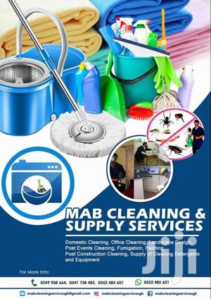 Call MAB Cleaning Now
