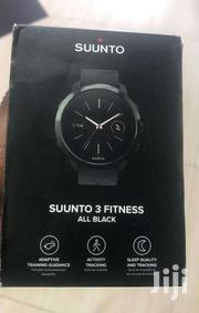 Suunto 3 Fitness Smart Watch ALL Black | Accessories for Mobile Phones & Tablets for sale in Greater Accra, Darkuman
