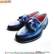 Handmade Men Shoe, Gentleman Leather Black With Bell | Shoes for sale in Eastern Region, Asuogyaman