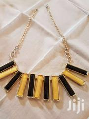 Black N Gold Necklace | Watches for sale in Greater Accra, Osu