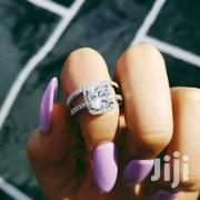 925 Sterling Silver Wed/Engage Ring | Jewelry for sale in Greater Accra, Ga South Municipal