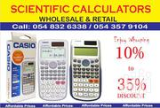 Casio Scientific Calculators / iPhone / Samsung / Mobile Phones | Stationery for sale in Greater Accra, Roman Ridge
