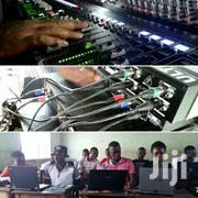 Be A Professional Sound Engineer And A Music Producer | Classes & Courses for sale in Greater Accra, North Kaneshie