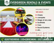 EVERGREEN RENTALS AND EVENTS. | Automotive Services for sale in Greater Accra, Odorkor
