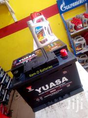 15 Plates Platinum Car Battery + Free Delivery - Chevy Aveo Yaris Rio | Vehicle Parts & Accessories for sale in Greater Accra, North Kaneshie