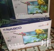 "QUALITY NASCO 40"" HD DIGITAL & SATELLITE LED TV 