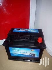 March Yaris Rio Cruse Accent  Car Battery-winar Premium+Free Delivery | Vehicle Parts & Accessories for sale in Greater Accra, Achimota