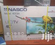 "NASCO 40"" INCH HD SATELLITE & DIGITAL LED TV 