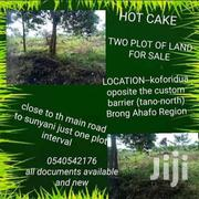 Two Plot Of Land | Land & Plots For Sale for sale in Brong Ahafo, Tano North