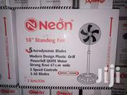 Neon Standing Fan 2in1(18)"