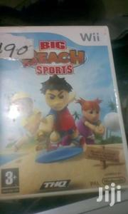 Nintendo Wii Beach Sports Cd | Sports Equipment for sale in Greater Accra, Achimota