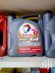 Total Engine Oil Quartz 4X4 4L 15W40 | Vehicle Parts & Accessories for sale in Greater Accra, North Kaneshie