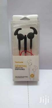Sports Earphones (Red And Black) | Accessories for Mobile Phones & Tablets for sale in Greater Accra, East Legon
