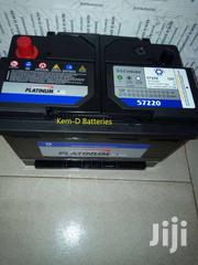 15 Plates Platinum Car Battery + Free Delivery - Chevy Cruse Camry | Vehicle Parts & Accessories for sale in Greater Accra, North Kaneshie