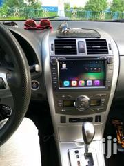 Toyota Corolla 2008 - 12 Android 7 Car Radio DVD GPS | Vehicle Parts & Accessories for sale in Greater Accra, South Labadi