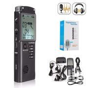 32GB Digital Voice Recorder With Lapel Mic + Accessories | Audio & Music Equipment for sale in Greater Accra, Adenta Municipal
