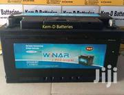 17 Plates Winar Premium Car Battery + Free Delivery - Benz Volvo Rhino   Vehicle Parts & Accessories for sale in Greater Accra, North Kaneshie