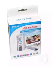 USB Dvb-t/T2 Plus Fm TV Stick | TV & DVD Equipment for sale in Greater Accra, Cantonments