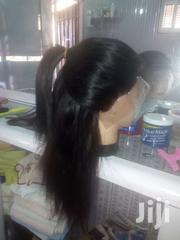12 Inches Peruvian Remy Silky Straight Frontal Wig Cap   Hair Beauty for sale in Greater Accra, Accra Metropolitan