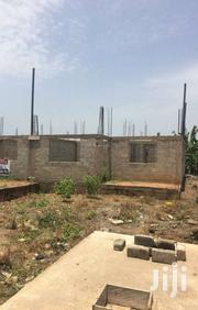 FOR SALE  Plot (62ft X 90ft) Land With Uncompleted At ECOMOG, HAATSO | Land & Plots For Sale for sale in Greater Accra, Ga East Municipal