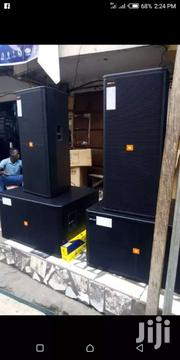 Jbl Double Sub With Full Range   Audio & Music Equipment for sale in Greater Accra, Accra Metropolitan