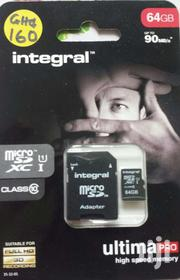 64gb Micro SD Memory Card For Phone | Accessories for Mobile Phones & Tablets for sale in Eastern Region, Asuogyaman