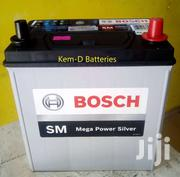 11 Plates Bosch Car Batteries + Free Delivery-suzuki Alto I10 Duet | Vehicle Parts & Accessories for sale in Greater Accra, Achimota