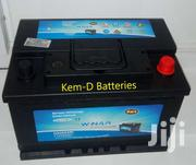 15 Plates Winar Premium Car Battery + Free Delivery-opel Mazda Renault | Vehicle Parts & Accessories for sale in Greater Accra, Achimota