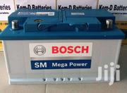 19 Plates Bosch Car Battery+Free Door Step Delivery/Benz BMW Light | Vehicle Parts & Accessories for sale in Greater Accra, Kokomlemle