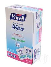 Purell Antibacterial Wipes And Lemon Fresh Wipes Available | Makeup for sale in Greater Accra, Airport Residential Area