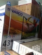 "NASCO 43"" SMART CURVED LED TV DIGITAL & SATELLITE 