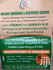 German Class Registration In Progress   Classes & Courses for sale in Greater Accra, Bubuashie