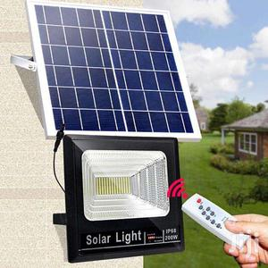 45w Integrated Solar Flood Light