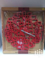 Infinity Instruments Wall Clock | Home Accessories for sale in Greater Accra, Asylum Down