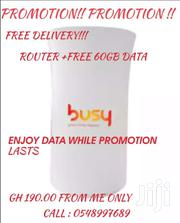 Busy Router | Computer Accessories  for sale in Eastern Region, Asuogyaman