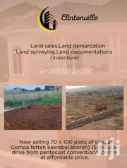 70  By 100 Plot Of Land At Gomoa Feteh   Land & Plots For Sale for sale in Central Region, Awutu-Senya