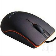 Lenovo M20 USB Optical Mouse - Black | Cameras, Video Cameras & Accessories for sale in Greater Accra, Korle Gonno