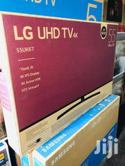 Brand New LG 55 Inches Smart 4k | TV & DVD Equipment for sale in Greater Accra, Dansoman