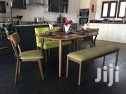 Dining Set With Bench Chair | Furniture for sale in Greater Accra, South Labadi