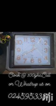 Glowing Wall Clock | Home Accessories for sale in Greater Accra, Accra Metropolitan