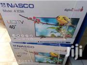 "NASCO TV 40"" INCHES DIGITAL & SATELLITE LED 
