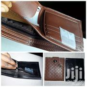 Leather Wallet For Men | Makeup for sale in Greater Accra, Bubuashie