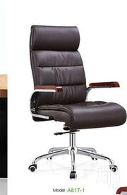 Modern Design Leather Chair | Furniture for sale in Greater Accra, North Kaneshie