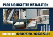 PASO Bio Digester Toilets Installation. | Building & Trades Services for sale in Greater Accra, Accra Metropolitan
