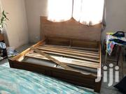 Carlifonia King Size Bed Frame | Furniture for sale in Greater Accra, Ga West Municipal
