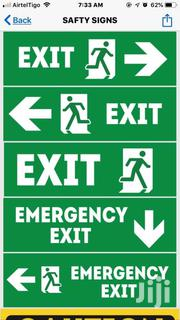 Safety Signage   Manufacturing Materials & Tools for sale in Greater Accra, Accra Metropolitan