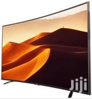 """TCL 55UHD 4K SMART SATELLITE CURVED TV"""" 