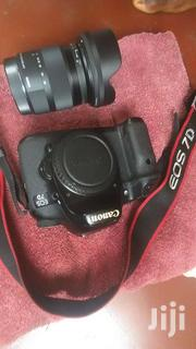 CANON EOS 7D+SIGMA 17-70MM  F2.8 LENS | Cameras, Video Cameras & Accessories for sale in Greater Accra, Korle Gonno