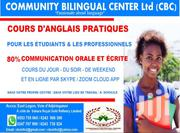COURS D'ANGLAIS ORAL ET ÉCRIT | Classes & Courses for sale in Greater Accra, East Legon